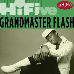 Rhino Hi-Five:  Grandmaster Flash