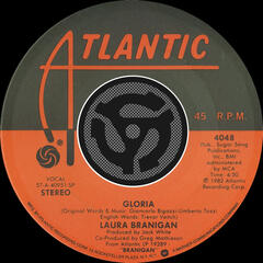 Gloria / Living A Lie [Digital 45]
