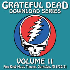 Download Series Vol. 11: 6/20/91 (Pine Knob Music Theater, Clarkston, MI)