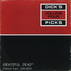 Dick's Picks Vol. 4: 2/13/70 - 2/14/70 (Fillmore East, New York, NY)