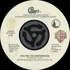 You're The Inspiration / Once In A Lifetime [Digital 45]