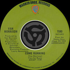 Come Running / Crazy Love [Digital 45]