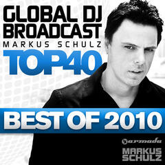 Global DJ Broadcast Top 40 - Best of 2010
