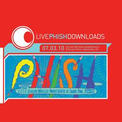 Live Phish: 7/3/10 Verizon Wireless At Encore Park, Alpharetta, GA