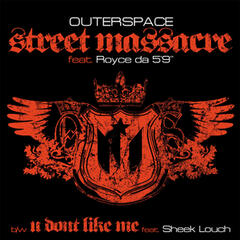 "Street Massacre (feat. Royce Da 5'9) (12"")"