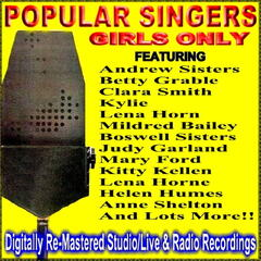 Popular Singers - Girls Only