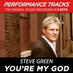 You're My God (Performance Tracks) - EP