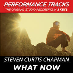 What Now (Performance Tracks) - EP