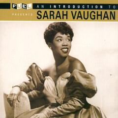 An Introduction To Sarah Vaughan