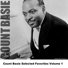 Count Basie Selected Favorites, Vol. 1