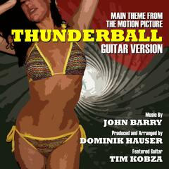 Thunderball - Theme from the Motion Picture - Guitar Remix (feat. Dominik Hauser)