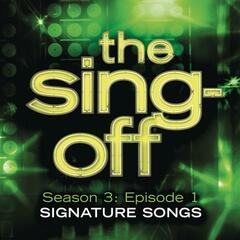 The Sing-Off: Season 3: Episode 1 - Signature Songs