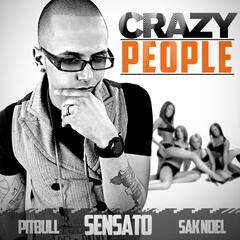 Crazy People (EXPLICIT) - Single
