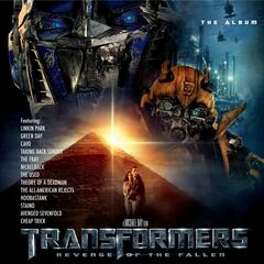 Transformers: Revenge Of The Fallen The Album