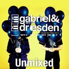 Mixed For Feet Vol. 1 - Unmixed