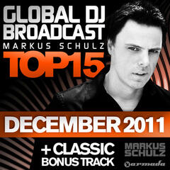Global DJ Broadcast Top 15 - December 2011