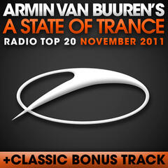 A State Of Trance Radio Top 20 – November 2011