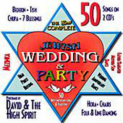 The Real Complete Jewish Wedding & Party