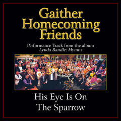 His Eye Is On the Sparrow Performance Tracks