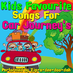 Kids Favourite Songs for Car Journey's