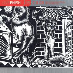 LivePhish, Vol. 5 7/8/00