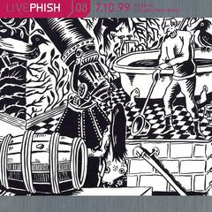 LivePhish, Vol. 8 7/10/99 (E Centre, Camden, NJ)