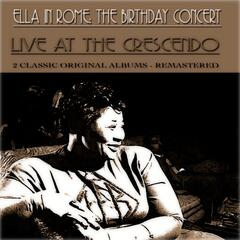 Ella in Rome: The Birthday Concert Live At the Crescendo