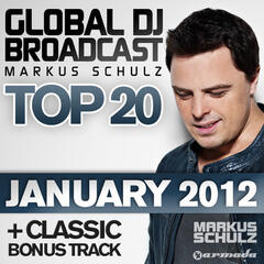 Global DJ Broadcast Top 20 - January 2012
