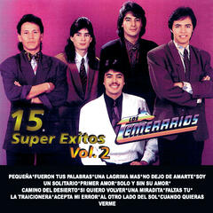 15 Super Exitos Vol. 2