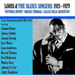 The Blues Singers 1925 - 1929
