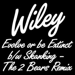 Evolve or be Extinct B/W Skanking - The 2 Bears Remix