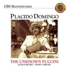 Plácido Domingo: The Unknown Puccini Songs