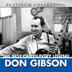 The Best of Country Legend Don Gibson