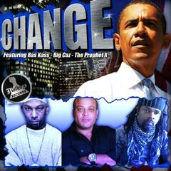 Change Obama 2012 (feat. Big Caz, the Prophet X & Ms .D)