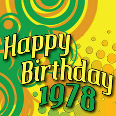 Happy Birthday 1978