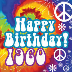 Happy Birthday 1960