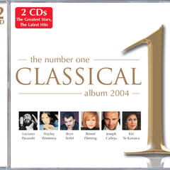 The Number One Classical Album 2004