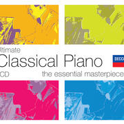 Ultimate Piano Classics [Simplified Metadata (5 CDs)]