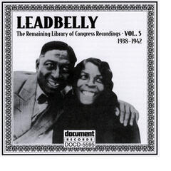 Leadbelly Vol. 5 (1938-1942)