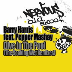 Dive In The Pool feat. Pepper Mashay - The Soaking Wet Remixes