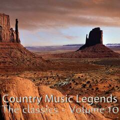 Country Music Legends: The Classics, Vol. 10