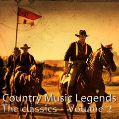 Country Music Legends: The Classics, Vol. 2