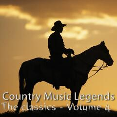 Country Music Legends: The Classics, Vol. 4