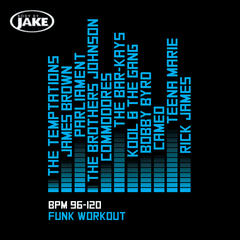 Body By Jake: Funk Workout (BPM 96-120)