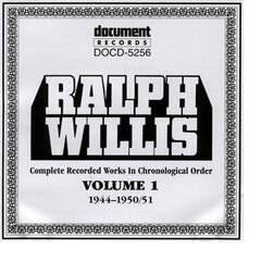 Ralph Willis Vol. 1 1944-1951