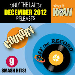 December 2012 Country Smash Hits