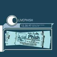 LivePhish 12/30/97 Madison Square Garden, New York, NY