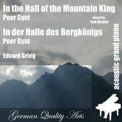 In the Hall of the Mountain King | Peer Gynt Suite ( Piano ) [feat. Falk Richter]
