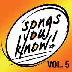 Songs You Know - Volume 5