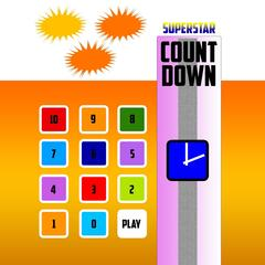 Superstar Count Down